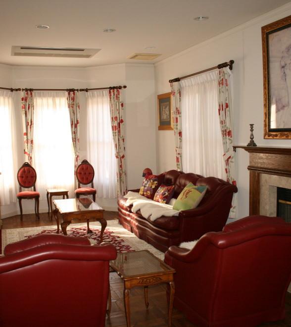 ブリティッシュレンガの家