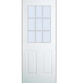 ファイバーグラス製外部ドア スムースファイバーグラスドア