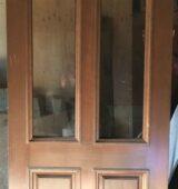 木製外部ドア(ダグラスファー)